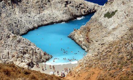 5 ostrva za parove Grcka