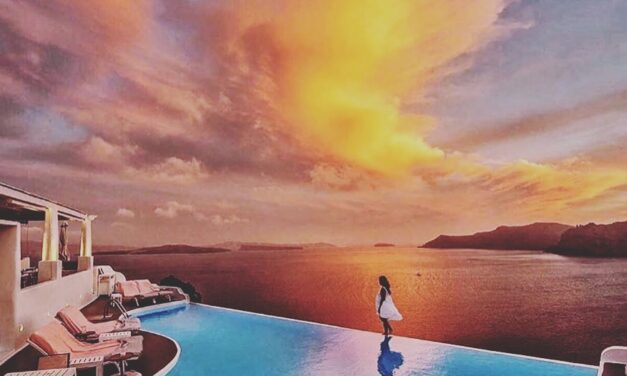 Hotel Katikies – Santorini letovanje