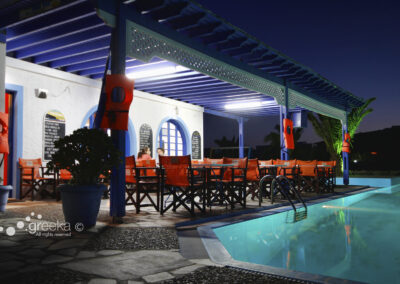 Santorini hoteli